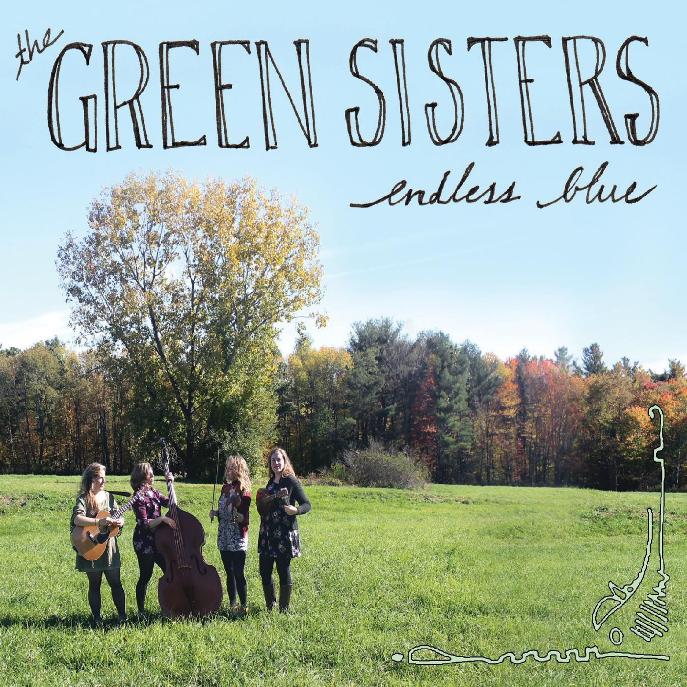 "The Green Sisters' ""Endless Blue"" is Familial Gem"