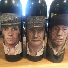Monte Belmonte Wines: Bonjour, Monsieur Touton