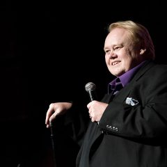 Pick of the Day 8/26: Louie Anderson at the Academy