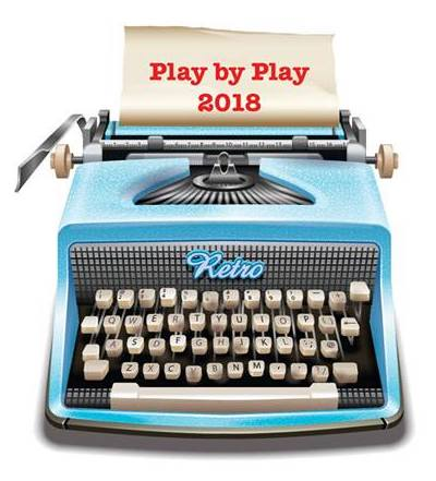 Stagestruck: Play by Play by Playwrights