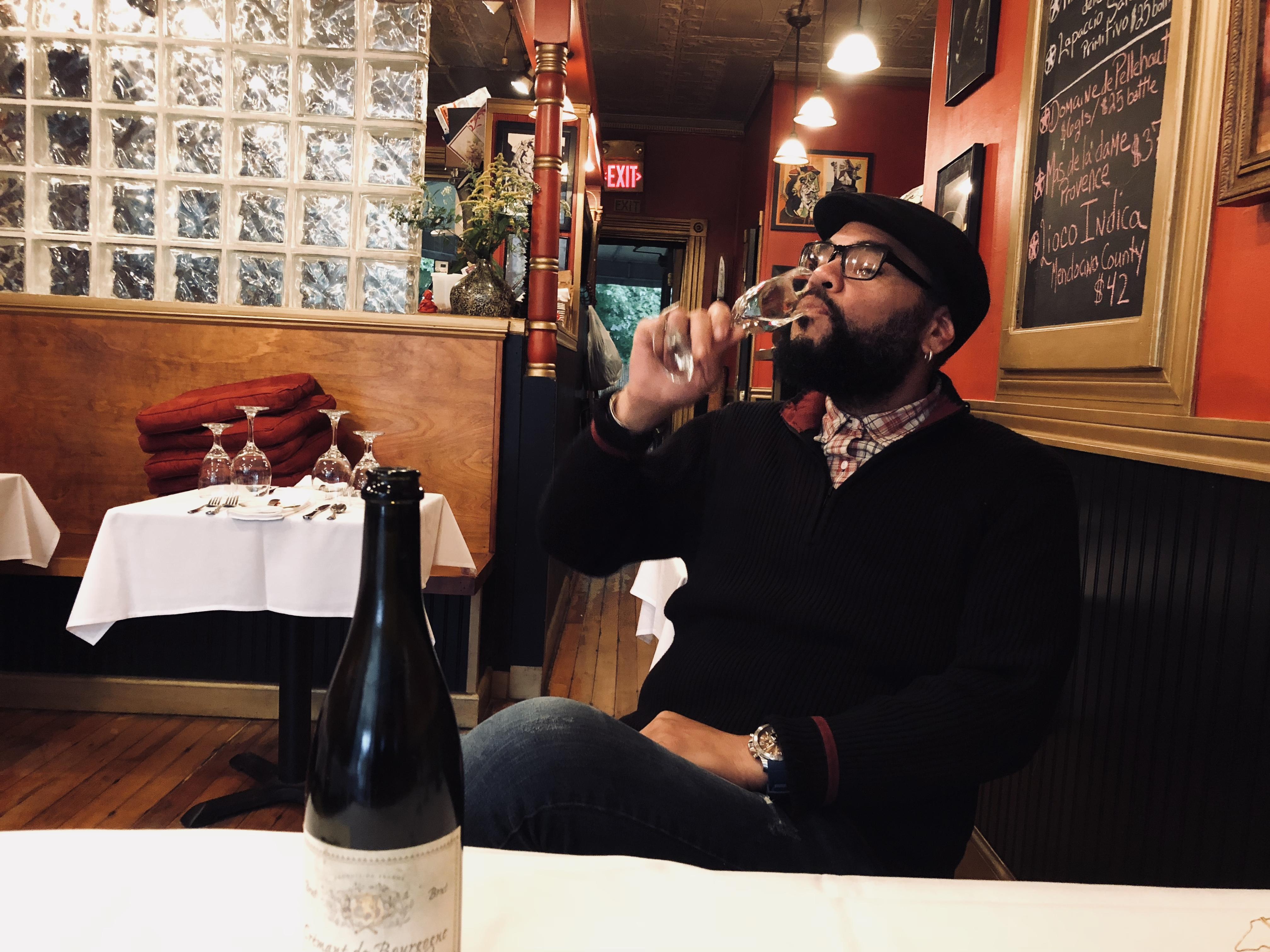 Monte Belmonte Wines: Wineing at Gypsy Apple