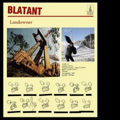 Basemental: Landowner's new release, Blatant, skewers consumerism