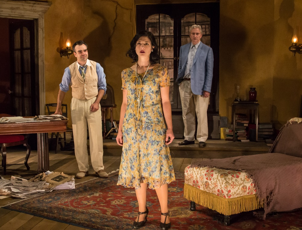Stagestruck: Two in the Berkshires – Naked & The Glass Menagerie