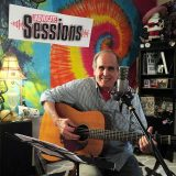 Scott Cadwallader on the Valley Advocate Sessions Stage