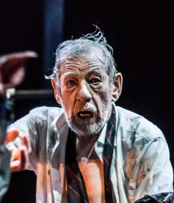 Stagestruck King Lear On Nt Live Utter Buzz
