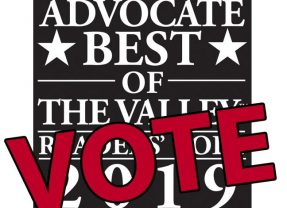 Best of the Valley Readers' Poll 2019 VOTE!