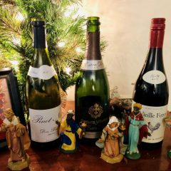 Monte Belmonte Wines: The Wine Nativity