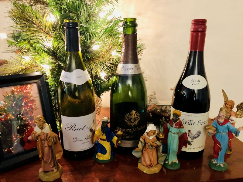 Monte Belmonte Wines: The Wine Nativity