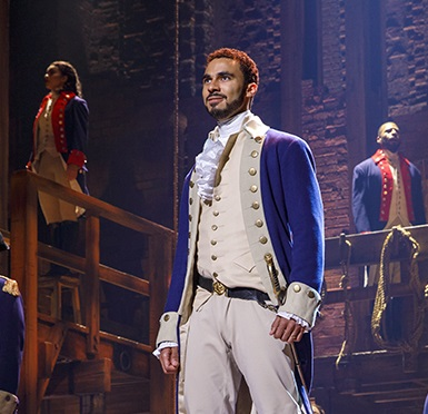 "Stagestruck:  Not Throwin' Away My Shot at ""Hamilton"""