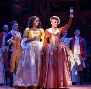 "Stagestruck: Not Throwin' Away My Shot on ""Hamilton"""