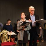 Stagestruck: Having a Go, Script in Hand