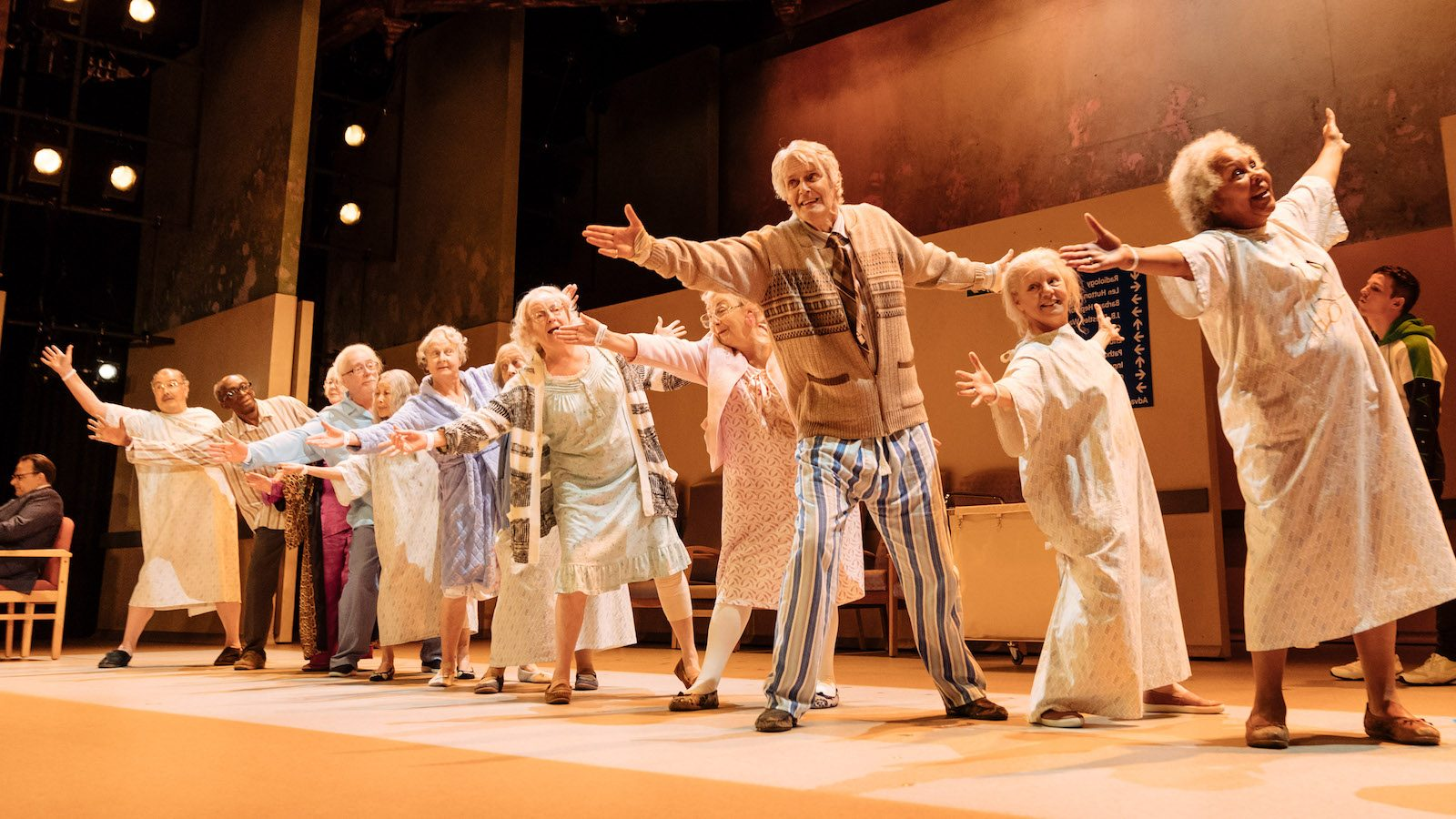 Stagestruck: Center Stage for Seniors