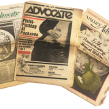 An Advocate History: The Valley's alternative voice for over 45 years