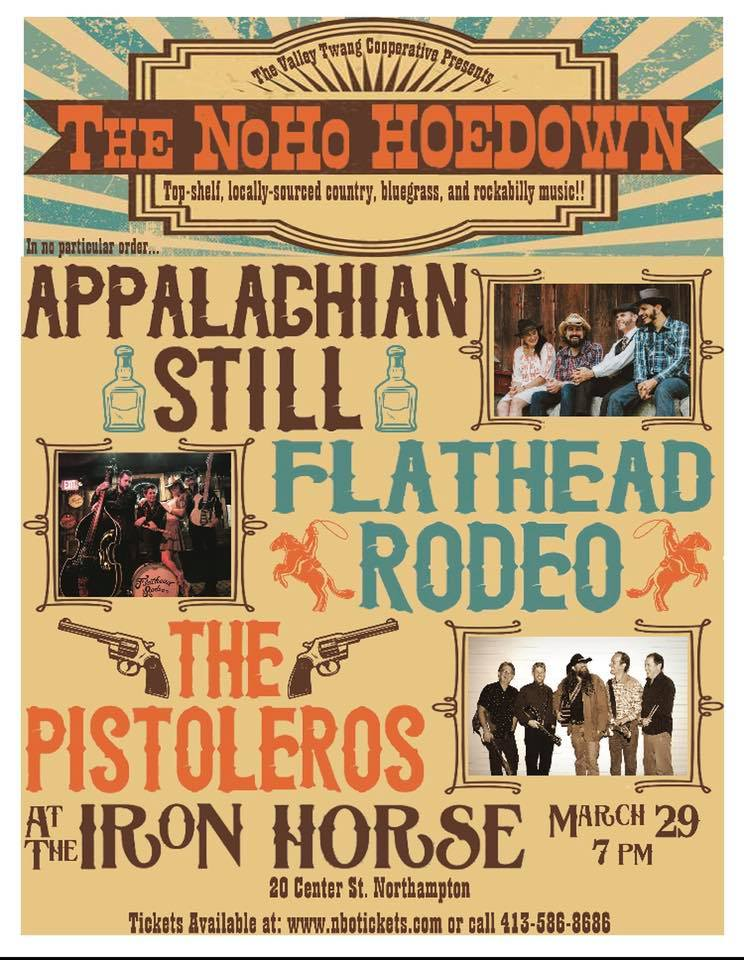 Valley Advocate Staff Picks: NoHo Hoedown, Waiting for Godot, and Life/Like