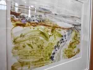 """Iceland I"" by Doris Madsen."