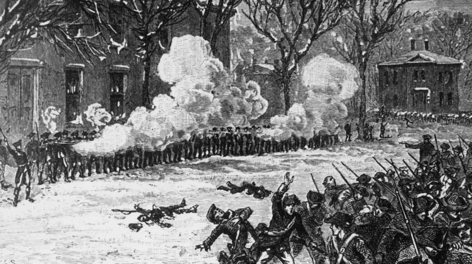 Resist Like It's 1786: Modern protest movements have echoes of Shays' Rebellion