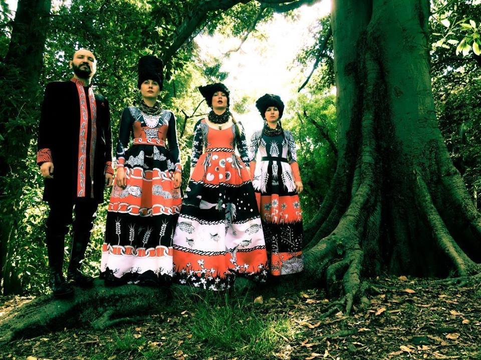 Valley Advocate Staff Picks: DakhaBrakha at Gateway City Arts, Mini Golf and Cocktails, and Plants of the Bible Release Show