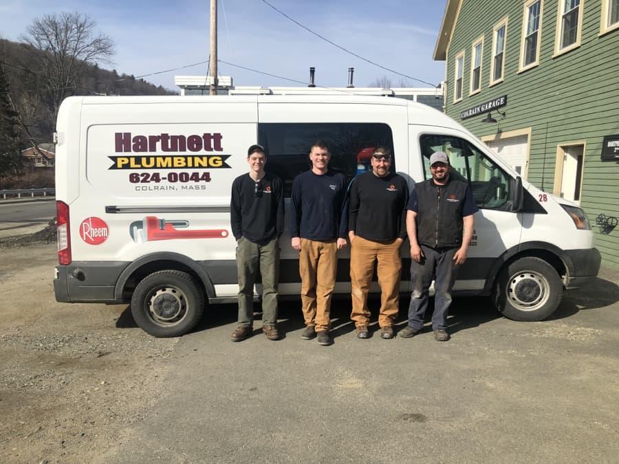 Best Plumber 2019 – Hartnett Plumbing