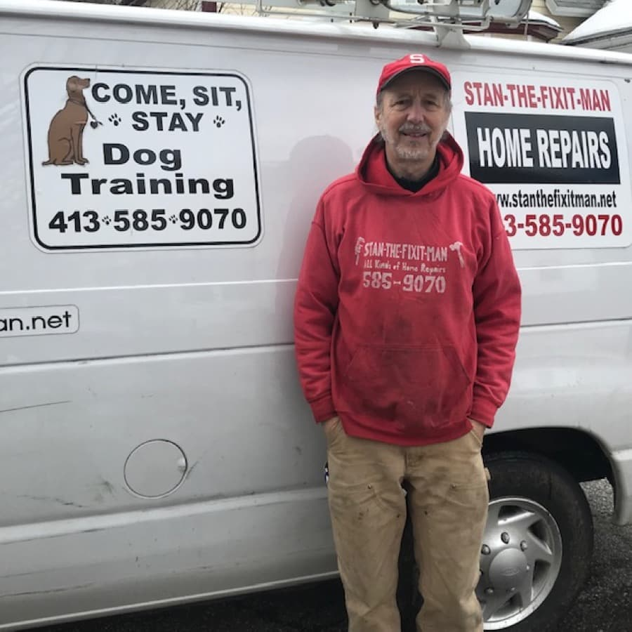 Best Handyperson 2019 – Stan-The-Fix-it-Man Home Repairs