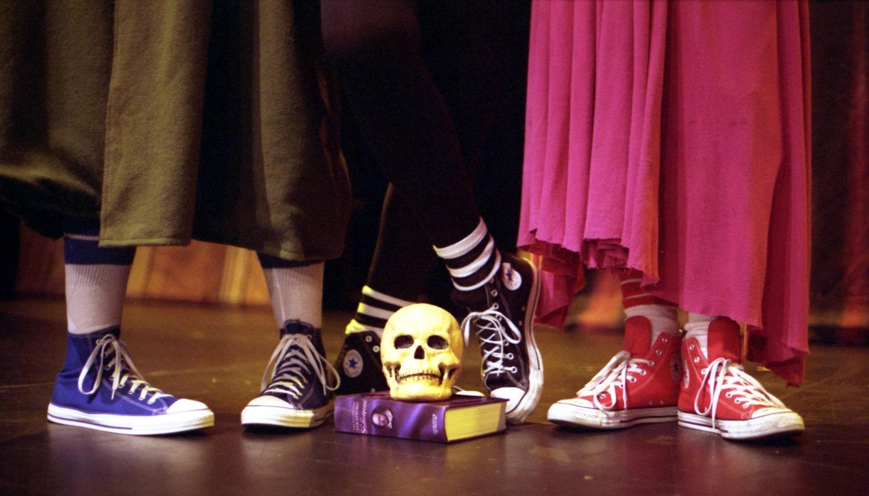 Stagestruck: Shakespearean Trifecta