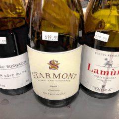 Monte Belmonte Wines: An Unscientific Blind Taste Test