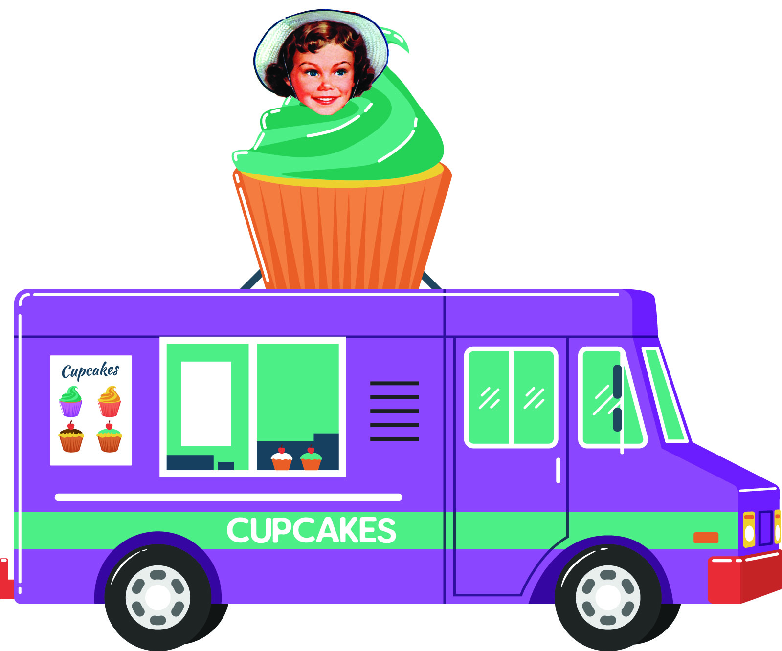 Bizarro Briefs: Little Debbie Getaway
