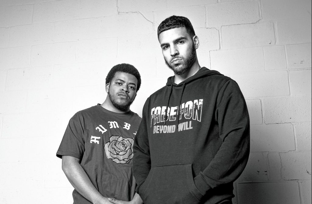 Two Lyrical, Soulful Spitters: A Q&A with Springfield hip-hop