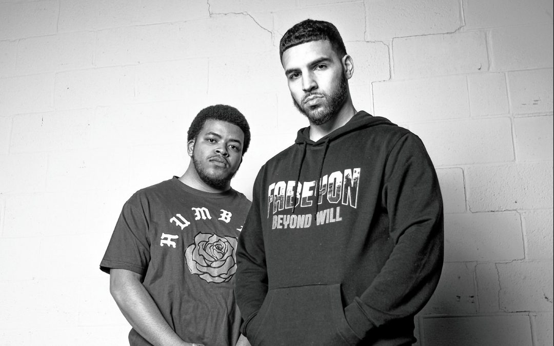 Two Lyrical, Soulful Spitters: A Q&A with Springfield hip-hop artists T'Swan and Fabeyon