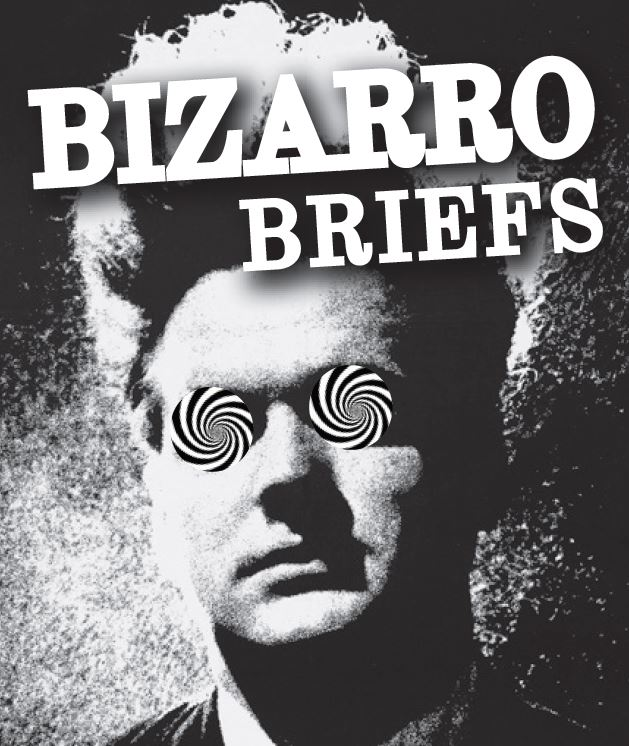 Bizarro Briefs: More Than Just Birdcage Liner