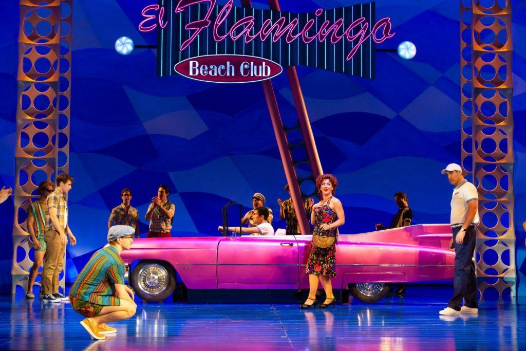 Stagestruck: The Flamingo Kid Cruises Into Hartford