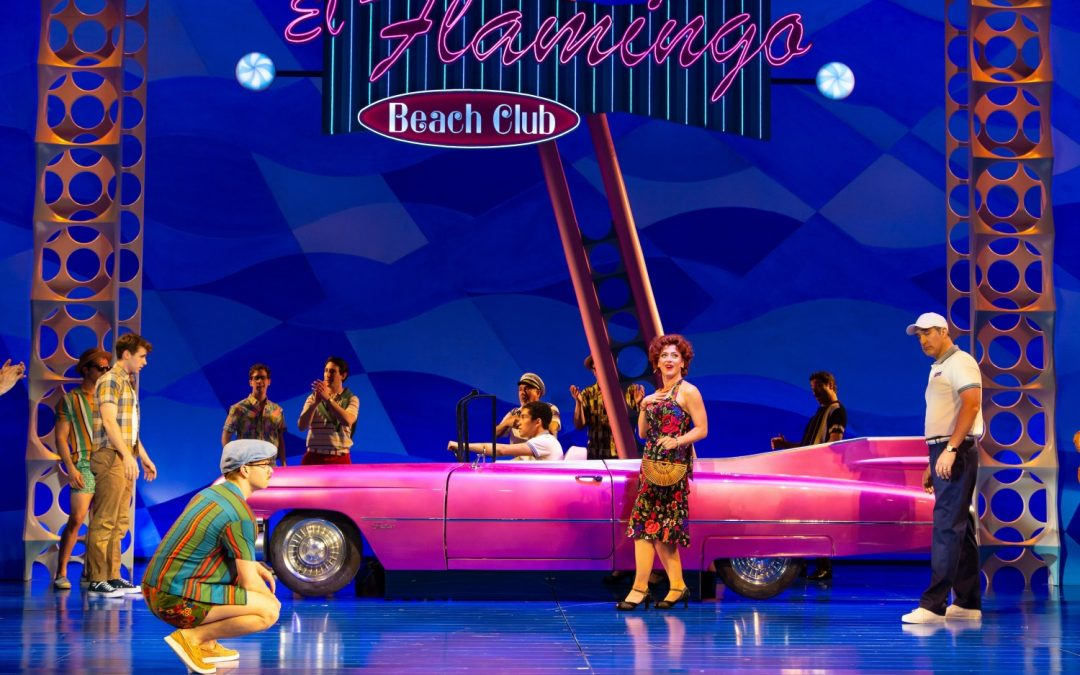 Stagestruck: The Flamingo Kid cruises into Hartford