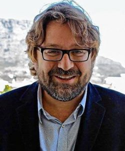 Steven Markovitz, founder of Big World Cinema and producer for Rafiki.