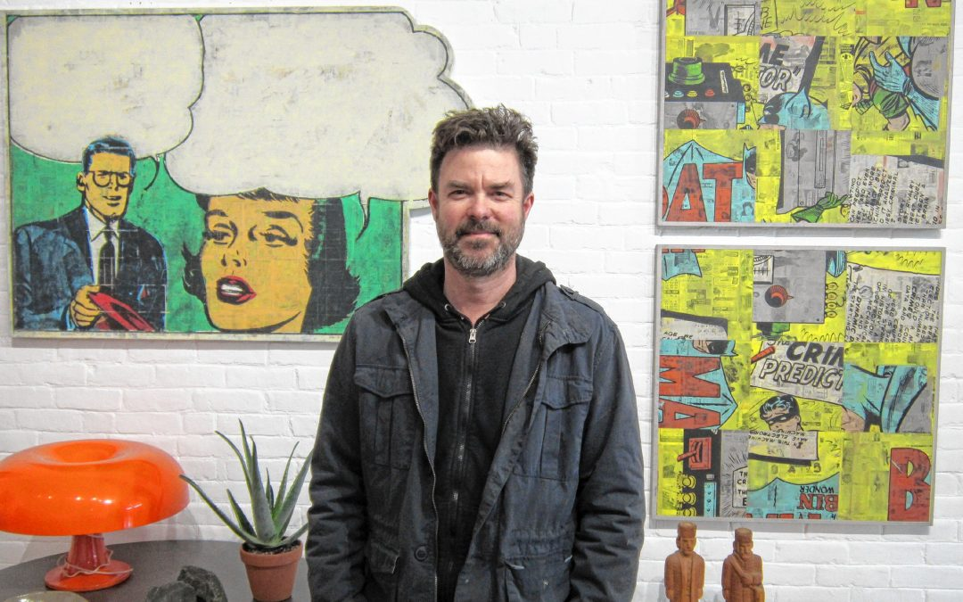 New Holyoke Art Space PULP Kicks Off With Pop Art Exhibit