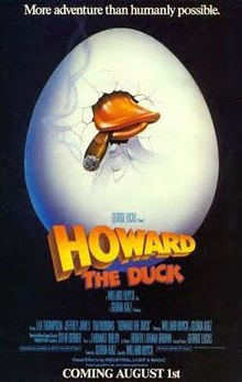 Blaise's Bad Movie Guide: Howard the Duck (1986)