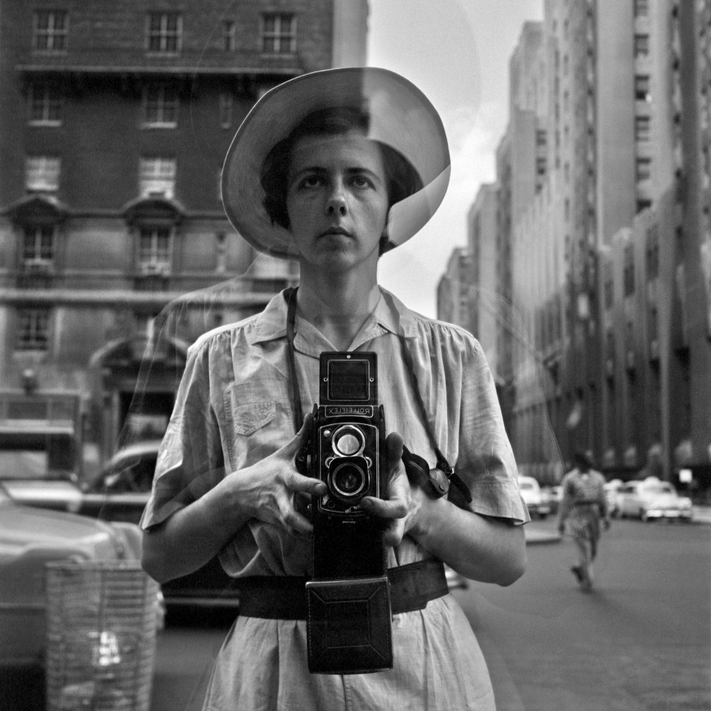 Finding Vivian Maier, courtesy Maloof Collection/Howard Greenberg Gallery