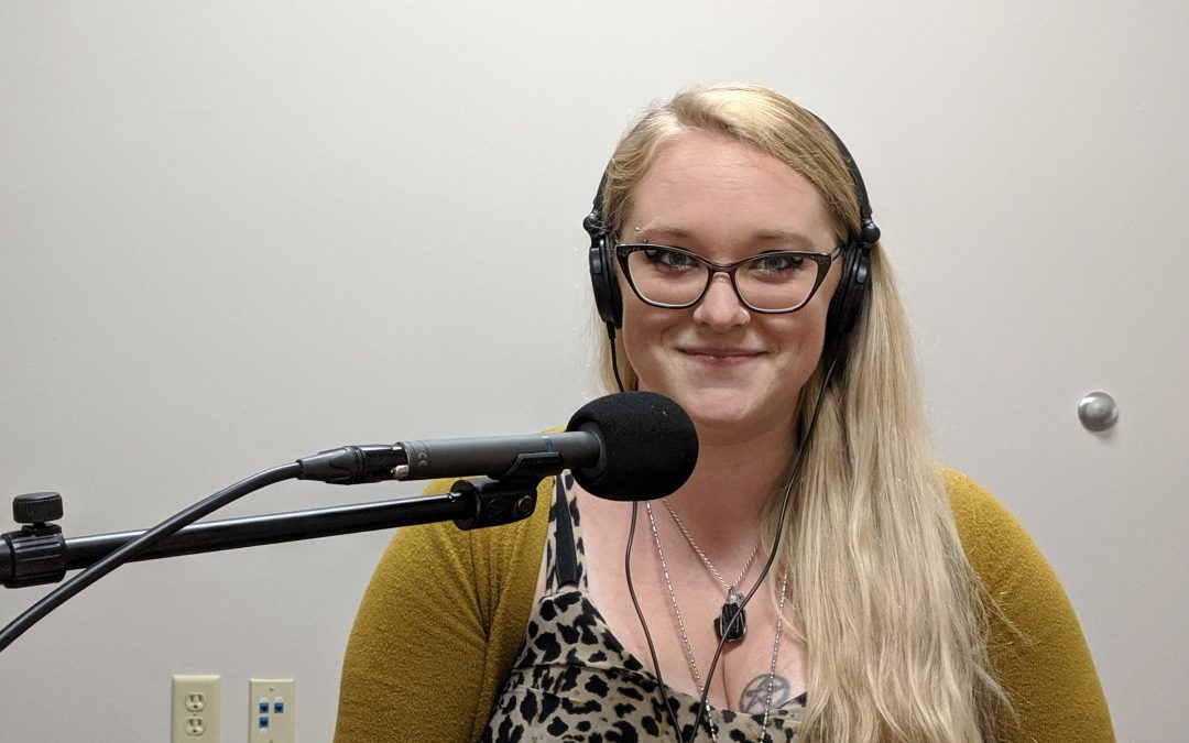 Podcast: Jennifer Levesque talks about her experience with abortion and gun violence response programs