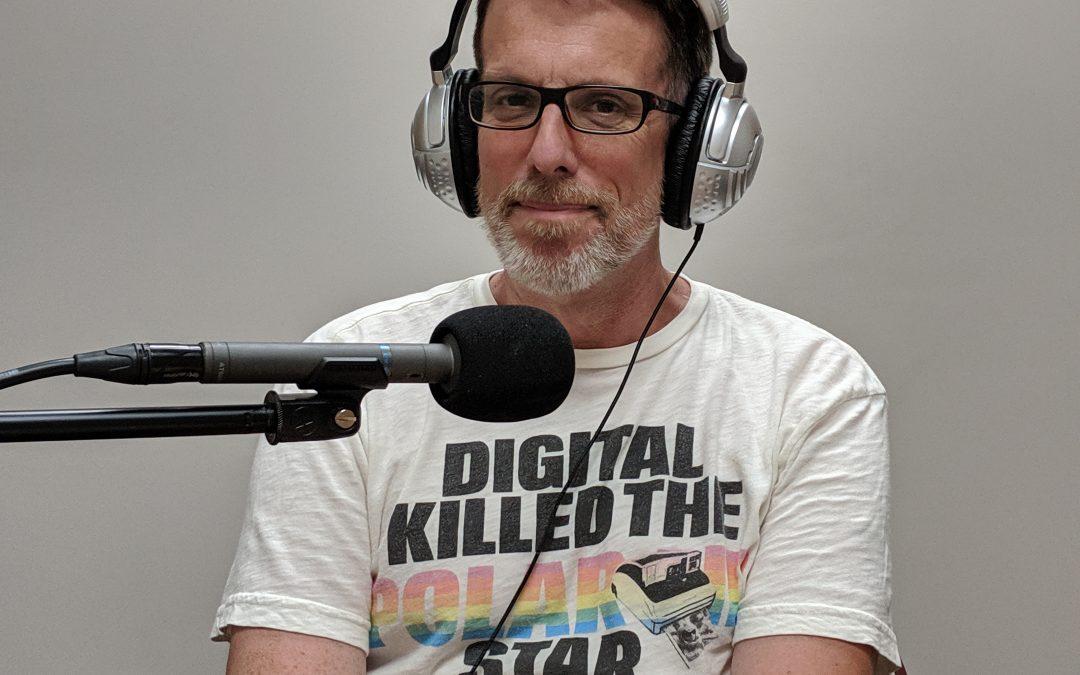Podcast: Michael Kusek talks about his new marijuana magazine, Different Leaf