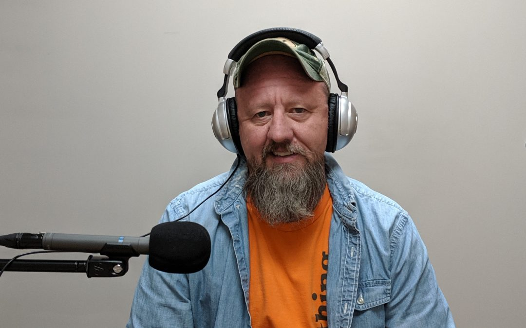 Podcast: Easthampton artisan Michael Poole on gun violence and potholes