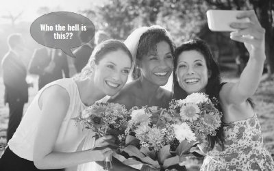 Bizarro Briefs: The wedding crasher