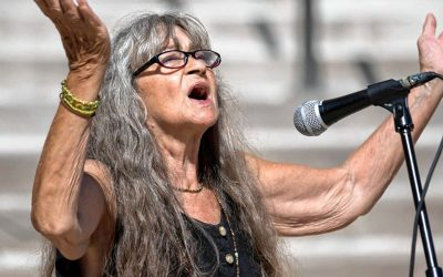 Activist leader Michaelann Bewsee would not stand for injustice