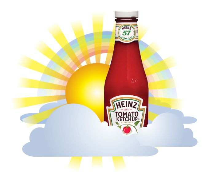 Bizarro Briefs: Ketchup Karma