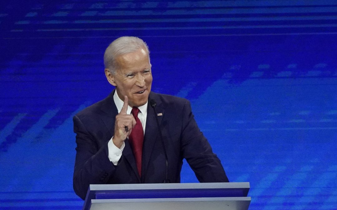 Editorial: Biden's Electability Argument Is Crumbling