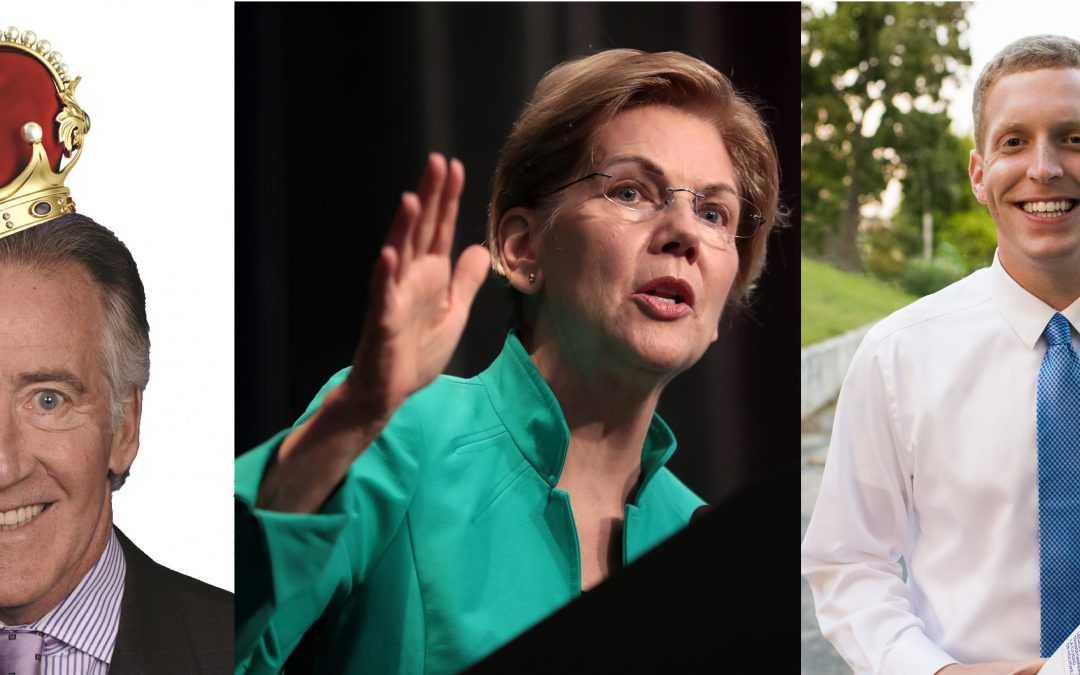 Editorial: Where is Elizabeth Warren's endorsement in the Neal-Morse race?