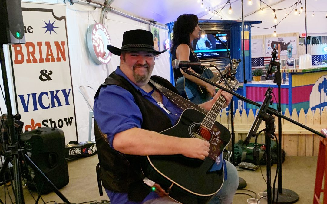 Podcast: Truck Stop Troubadours front-man Brian Chicoine on his music and a recent health scare