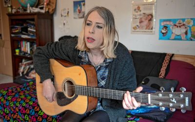 'I decided the world was maybe ready for me now': Julia Clark talks about her post transition return to music