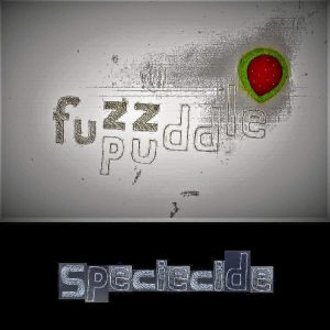 Speciecide album cover by Fuzz Puddle.