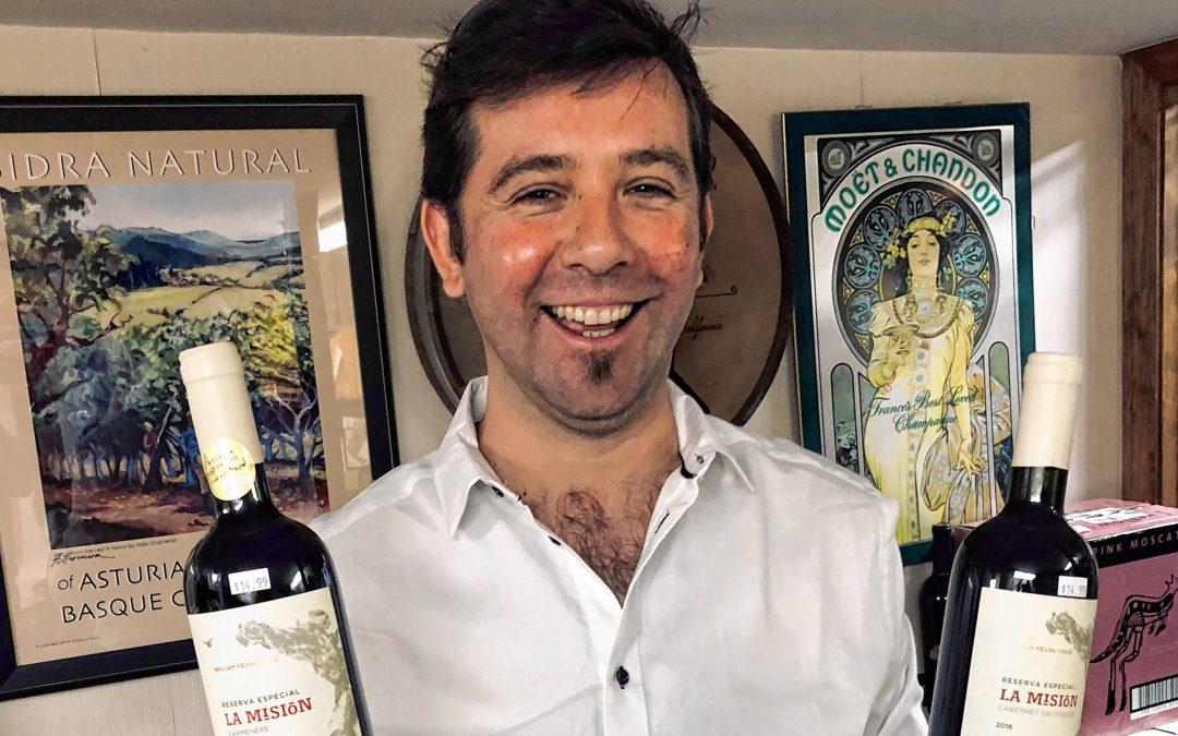 Monte Belmonte Wines: A Man with La Misión