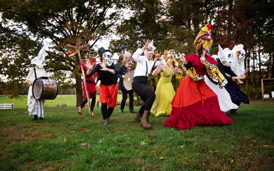 Staff Picks: Royal Frog Ballet, Gallery exhibits, That 1 Guy, and Strong & Pleasant 'Rocktober' Music Fest