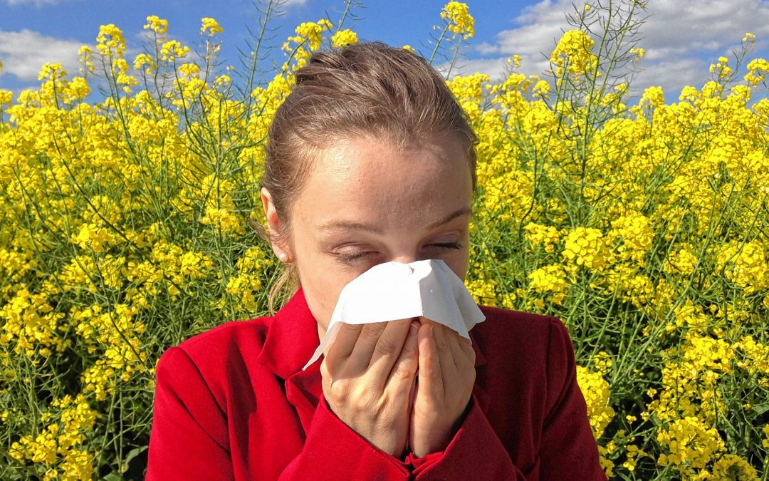 Wellness: How to Beat Fall Allergies