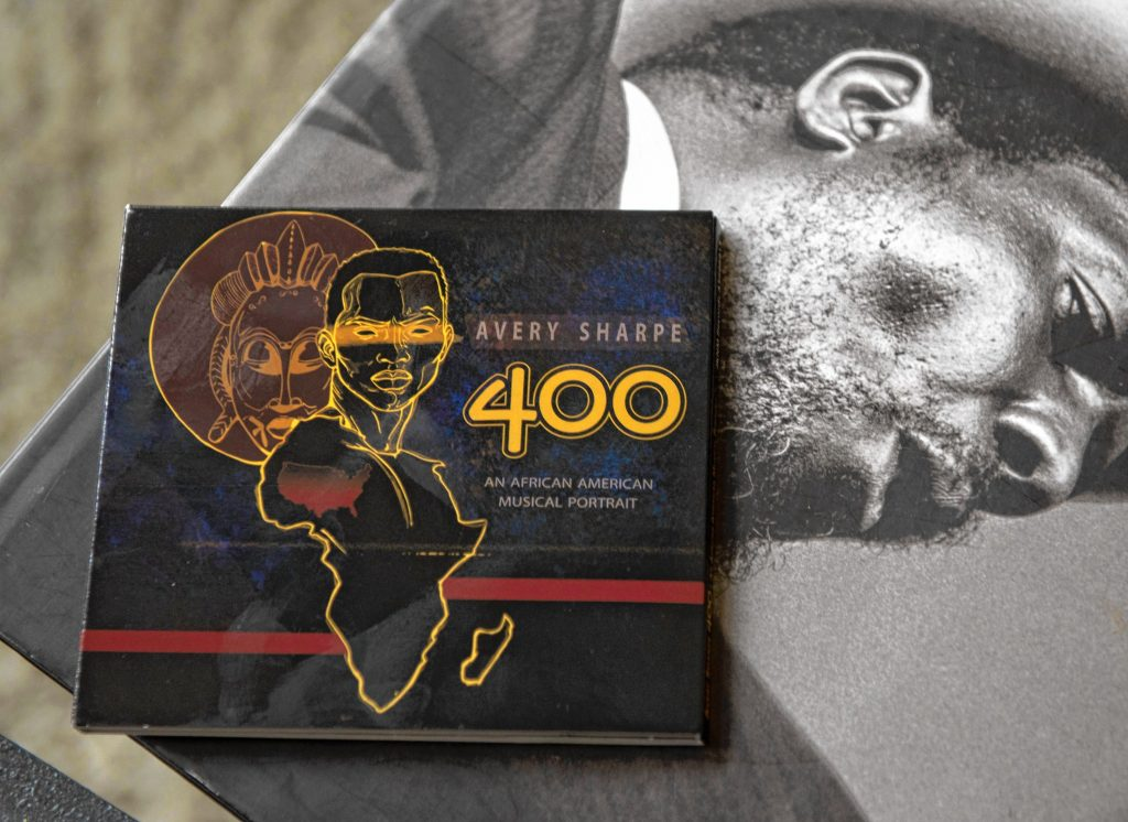 "On his new album ""400,"" bassist and composer Avery Sharpe charts the musical journey of African Americans over the past four centuries."